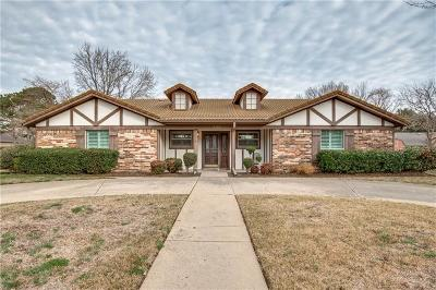 Tarrant County Single Family Home For Sale: 500 Quail Crest Drive