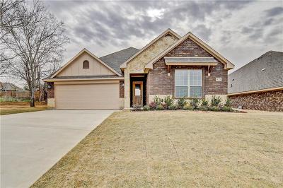 Burleson Single Family Home Active Option Contract: 915 White Marlin Drive