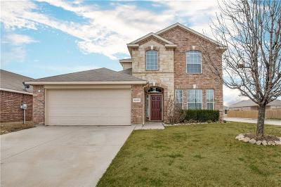 Fort Worth Single Family Home For Sale: 6269 Trinity Creek Drive
