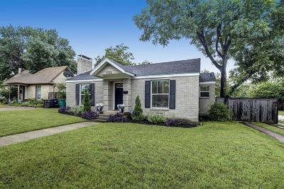 Fort Worth Single Family Home For Sale: 3032 6th Avenue