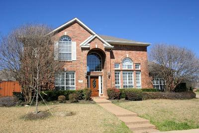 Allen Single Family Home For Sale: 1200 Shadetree Lane