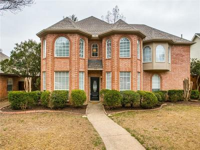 Allen Single Family Home For Sale: 1008 Timberline Lane