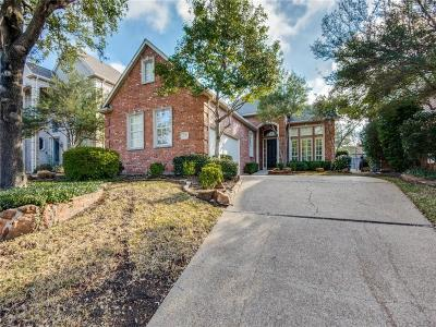 Frisco Single Family Home For Sale: 5528 Southern Hills Drive