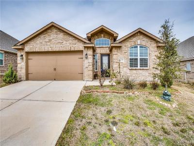 Denton Single Family Home For Sale: 2409 Summer Trail Drive