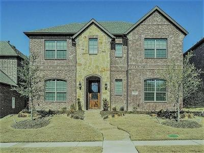 Allen Single Family Home For Sale: 1008 Taylor Drive