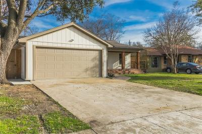 Dallas Single Family Home For Sale: 10522 Wood Dale