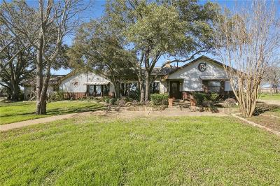 Mansfield Single Family Home Active Option Contract: 900 Moore Road