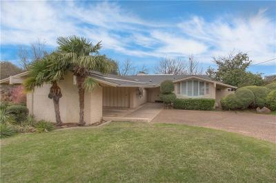 Fort Worth Single Family Home For Sale: 6725 Brants Lane
