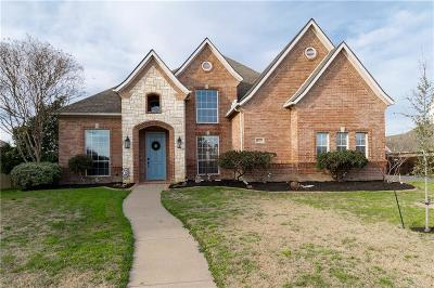 North Richland Hills Single Family Home For Sale: 8929 Thornway Drive