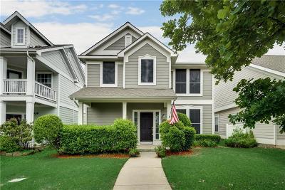 Denton County Single Family Home For Sale: 9830 Birch Drive