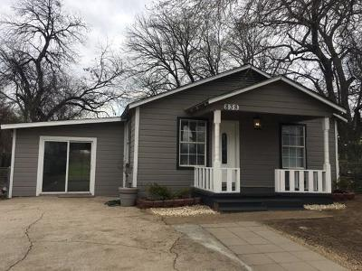 Dallas County Single Family Home For Sale: 838 29th Street
