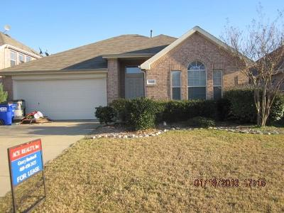 Forney TX Residential Lease For Lease: $1,575