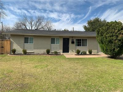 Dallas County Single Family Home For Sale: 2403 Lakeland Drive