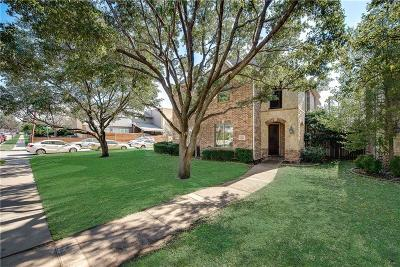 Dallas Single Family Home For Sale: 5532 Winton Street