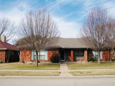 Coppell Single Family Home For Sale: 632 Coats Street