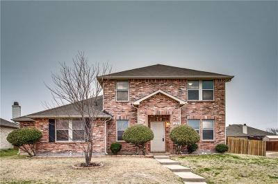 Rockwall Single Family Home For Sale: 3078 Fallbrook Drive