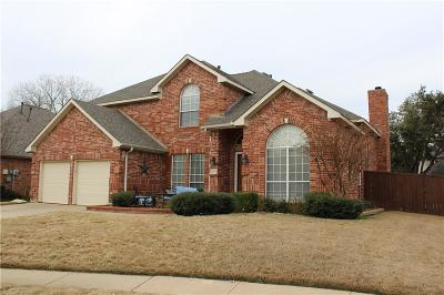 Flower Mound Single Family Home For Sale: 2801 Halsey Drive