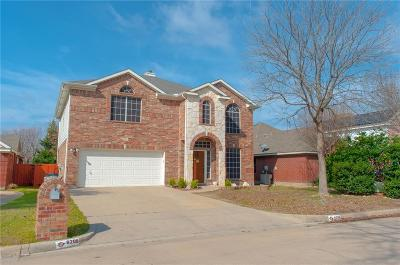 Fort Worth Single Family Home For Sale: 8208 Malabar Trail