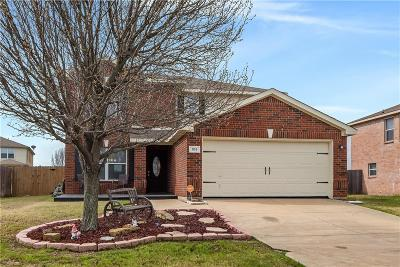 Forney TX Single Family Home For Sale: $218,000
