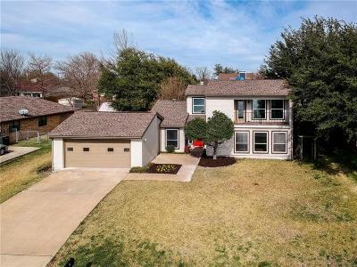 Heath Single Family Home For Sale: 208 Scenic Drive