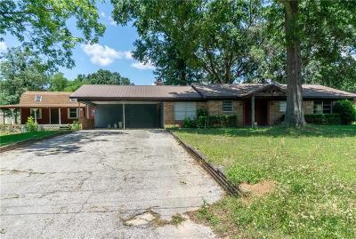 Tyler Single Family Home For Sale: 10778 Fm 2016