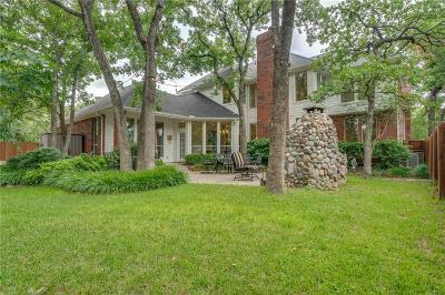 Highland Village Single Family Home For Sale: 3020 Woodhollow Drive