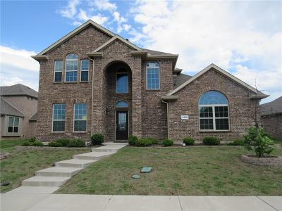 Rockwall Single Family Home Active Contingent: 1290 White Water Lane