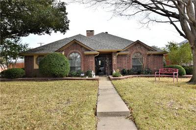 Mesquite Single Family Home For Sale: 4824 La Paz