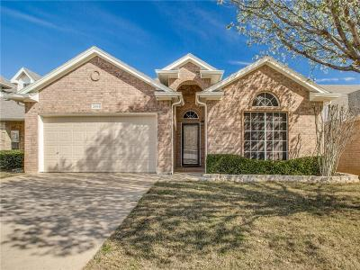 Fort Worth Single Family Home For Sale: 2683 Bull Shoals Drive