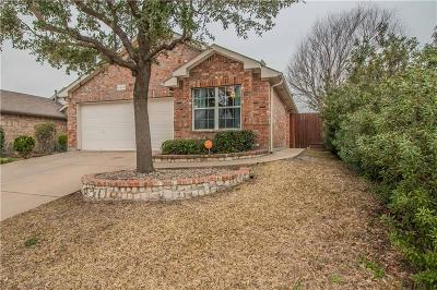 Fort Worth TX Single Family Home For Sale: $184,817