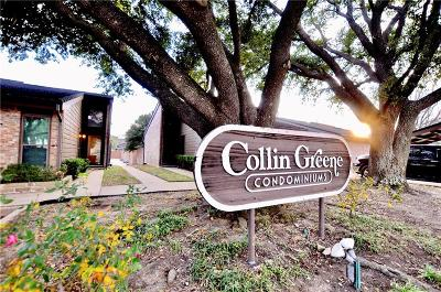 Collin County Condo For Sale: 2204 W Park Boulevard #2103