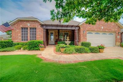 Little Elm Single Family Home For Sale: 2556 Saddlehorn Drive