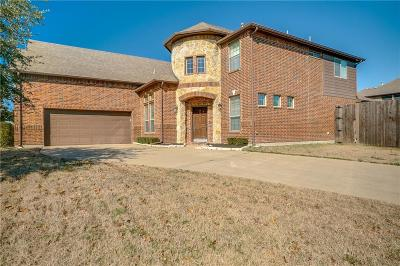 Forney Single Family Home For Sale: 1041 Spinnaker Drive