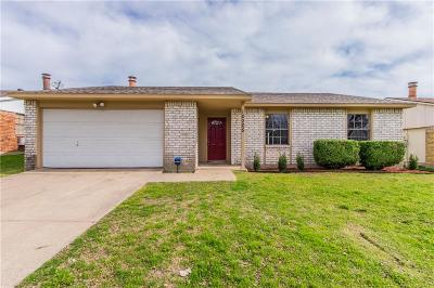 Dallas County Single Family Home For Sale: 10205 China Tree Drive