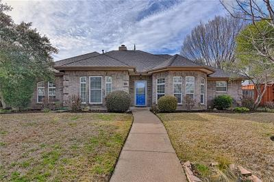 Coppell Single Family Home For Sale: 137 Hill Drive