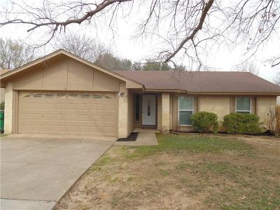Tarrant County Single Family Home For Sale: 6529 Starnes Road