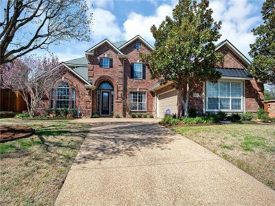 Richardson Single Family Home Active Option Contract: 3217 Thorne Hill Court
