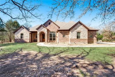 Quinlan Single Family Home For Sale: 6828 Deer Trail
