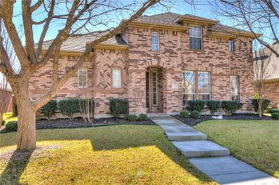 Allen Single Family Home For Sale: 434 Fox Trail