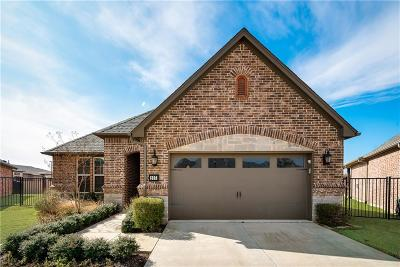 Keller Single Family Home Active Option Contract: 257 Augustus Place