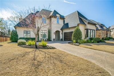 Southlake Single Family Home For Sale: 1120 Tealwood Court