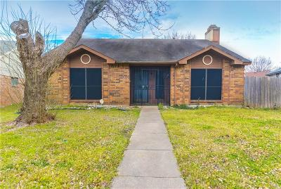 Dallas County Single Family Home For Sale: 845 Bailey Drive