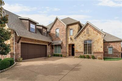 Keller Single Family Home Active Option Contract: 1125 Verona Way
