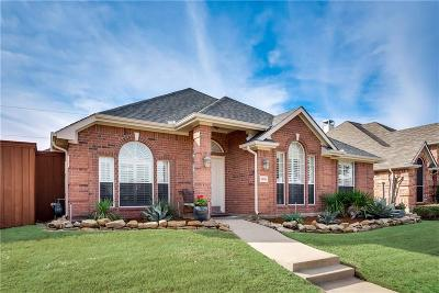 Mckinney Single Family Home Active Option Contract: 3206 Brentwood Drive