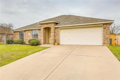 Johnson County Single Family Home For Sale: 524 Jeffdale Drive