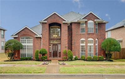 The Colony Single Family Home For Sale: 5013 Ridgecrest Drive