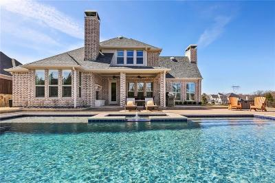 Prosper Single Family Home Active Option Contract: 720 Cherrywood Drive