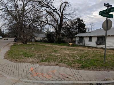 Dallas County Residential Lots & Land For Sale: 3700 Ruskin Street