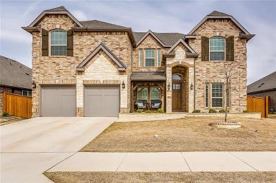 Single Family Home For Sale: 5117 Windstone Drive