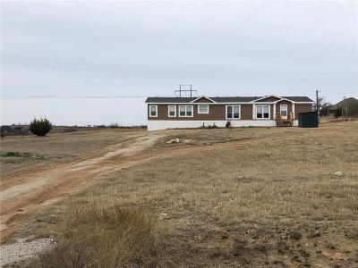 Weatherford TX Single Family Home For Sale: $134,900
